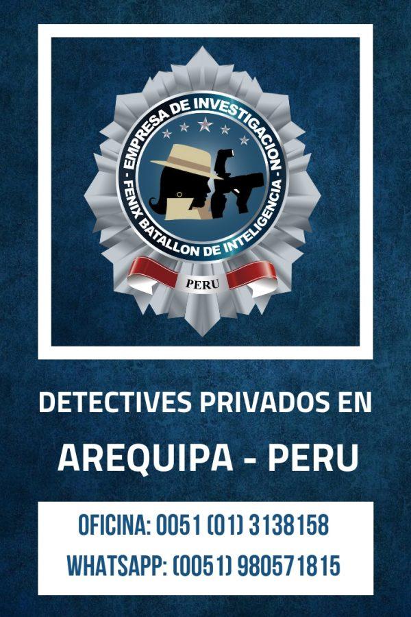 INVESTIGACIÓN PRIVADA FBI EN AREQUIPA - PERU